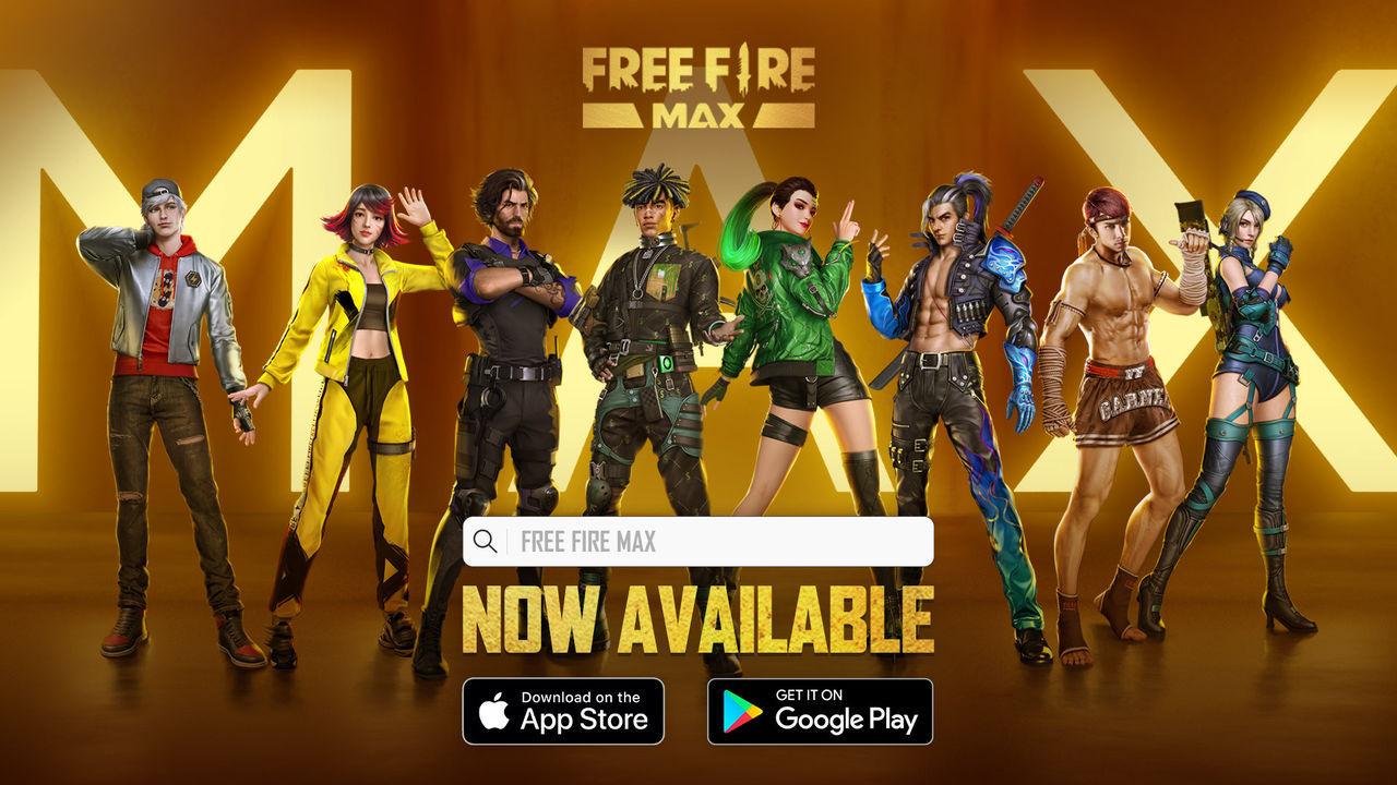 Free Fire MAX, la experiencia definitiva con grandes mejores gráficas y más contenido