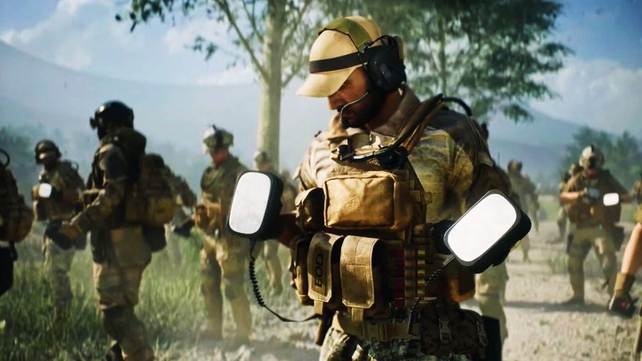 Battlefield 2042: Se habría filtrado la fecha de su beta en una tienda italiana