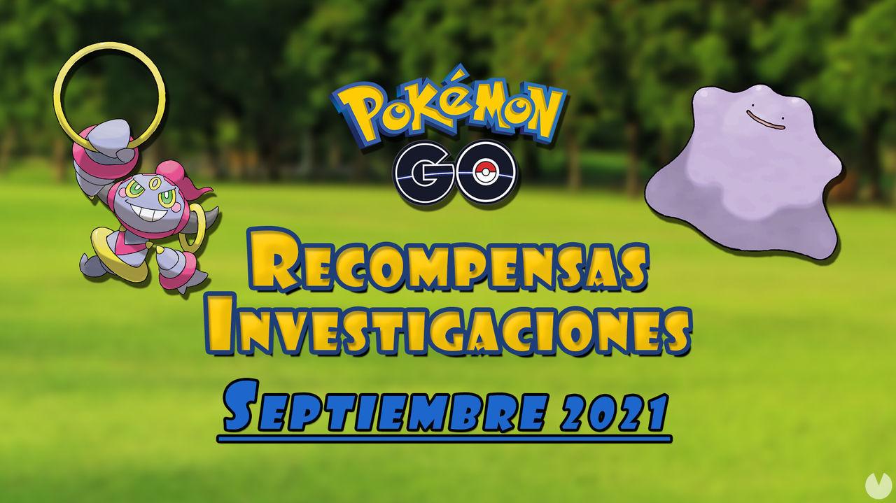 Pokémon GO: Todas las tareas de campo, recompensas y shinys (septiembre 2021)