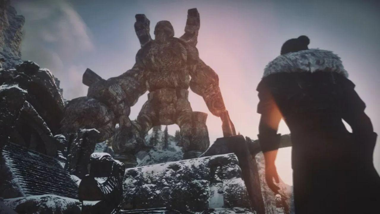 Convierte The Elder Scrolls: Skyrim en Dark Souls usando 500 mods