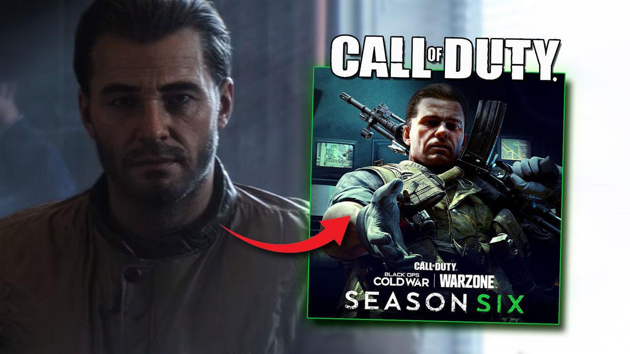 COD Warzone y BOCW: Se filtra la primera imagen de la Temporada 6 con Alex Mason
