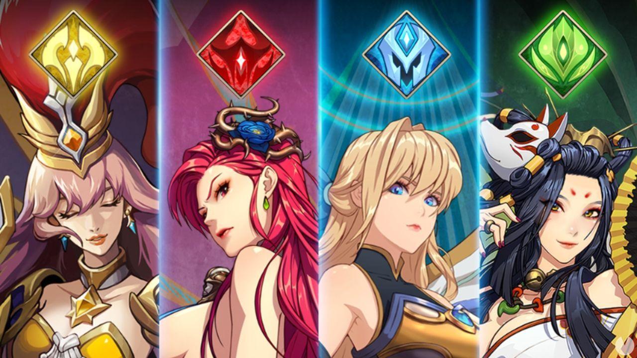 Regístrate para la beta Mythic Heroes, el nuevo gran RPG para móviles, y podrás ganar un iPhone 13