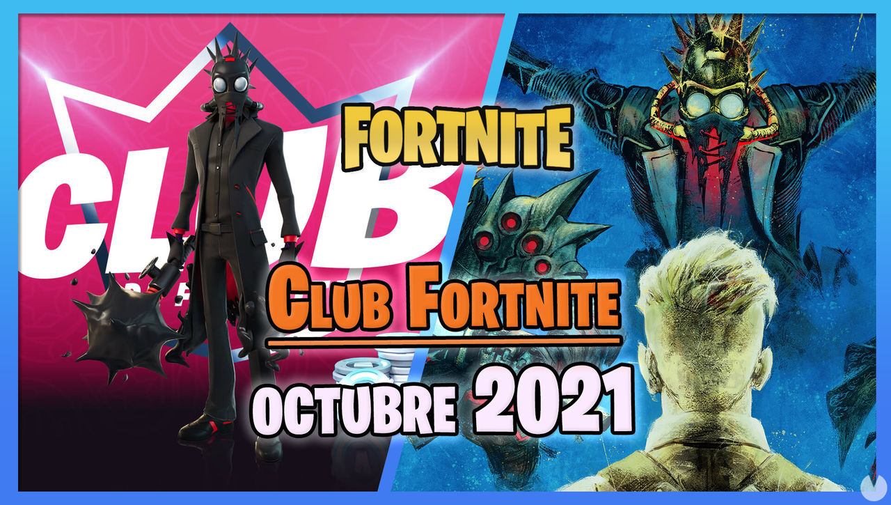 Club de Fortnite (octubre 2021): Orígenes del caos, todos los contenidos y ventajas