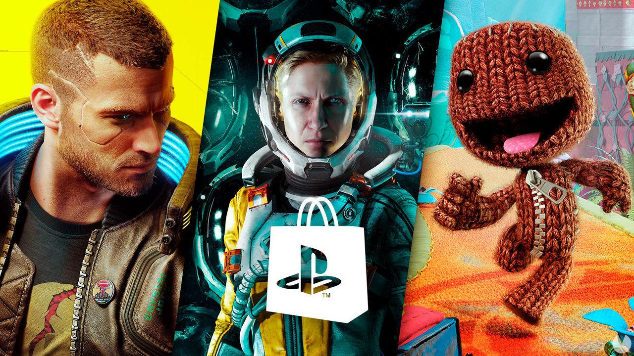 Ofertas PS Store: Returnal, Cyberpunk 2077, The Last of Us 2, DOOM Eternal, Sackboy...