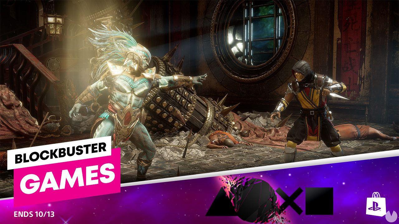 PS Store ofertas en grandes juegos y sagas de PS4 y PS5