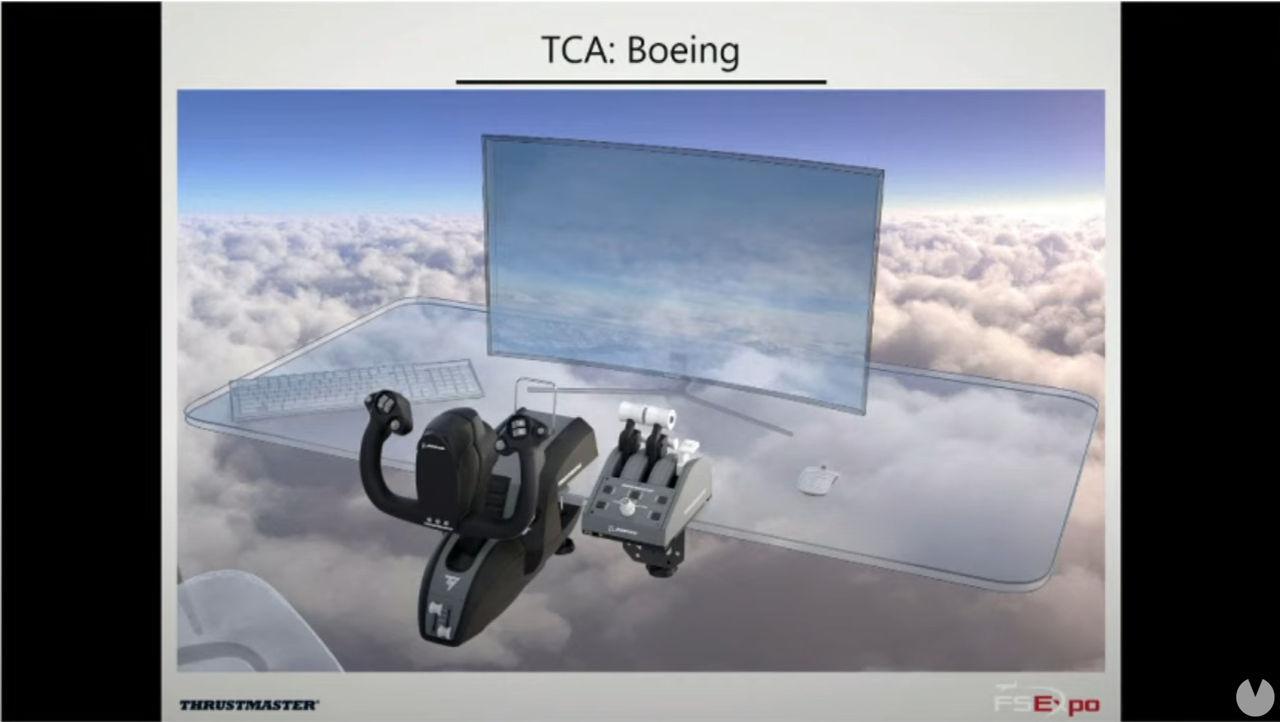 Thrustmaster TCA Boeing Yoke Pack