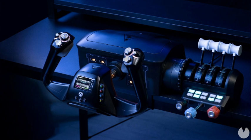 VelocityOne Flight Controls System