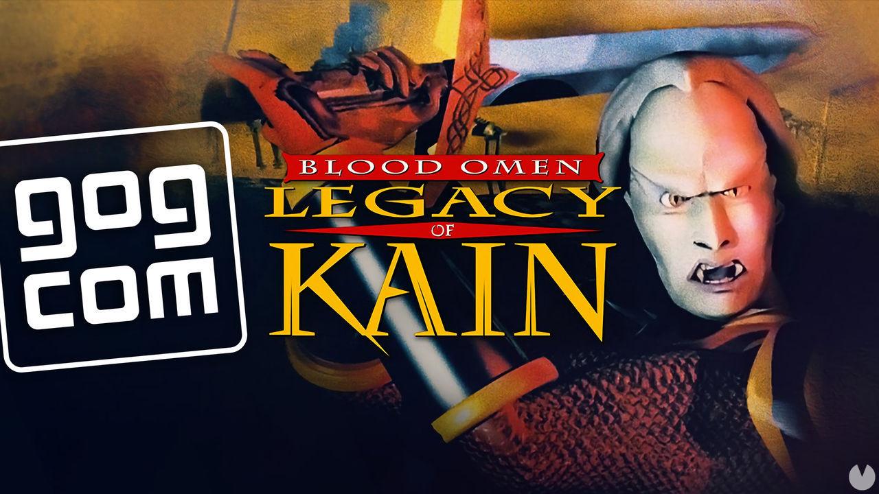 Blood Omen: Legacy of Kain vuelve a ordenadores 25 años después de su estreno original