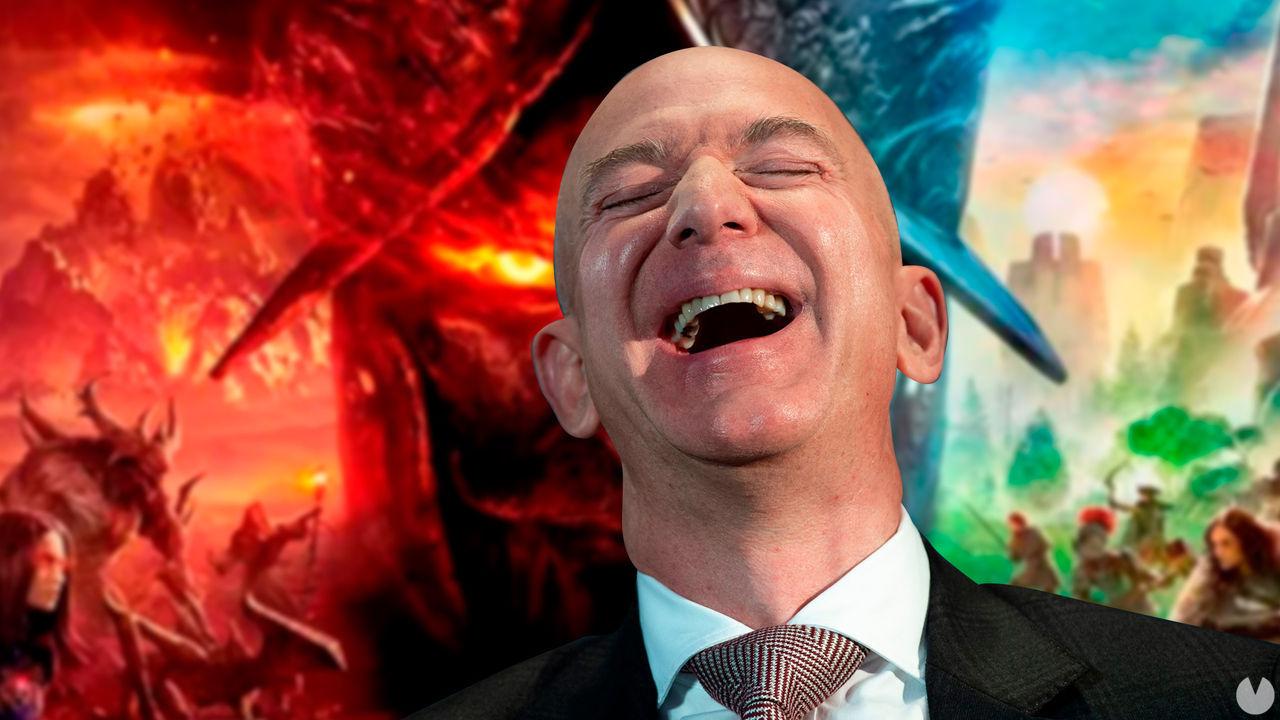Amazon y Bezos, entre los nombres de personaje prohibidos en New World
