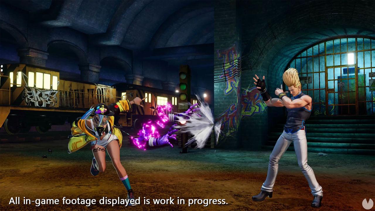 The King of Fighters XV: Así es Isla, el nuevo personaje que se luce en vídeo e imágenes