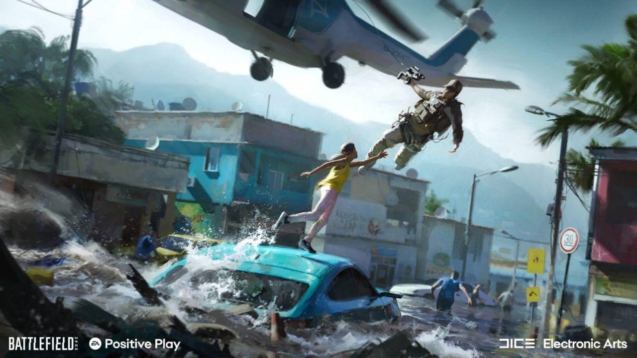 Battlefield 2042 detalla sus planes para combatir las trampas y el acoso online