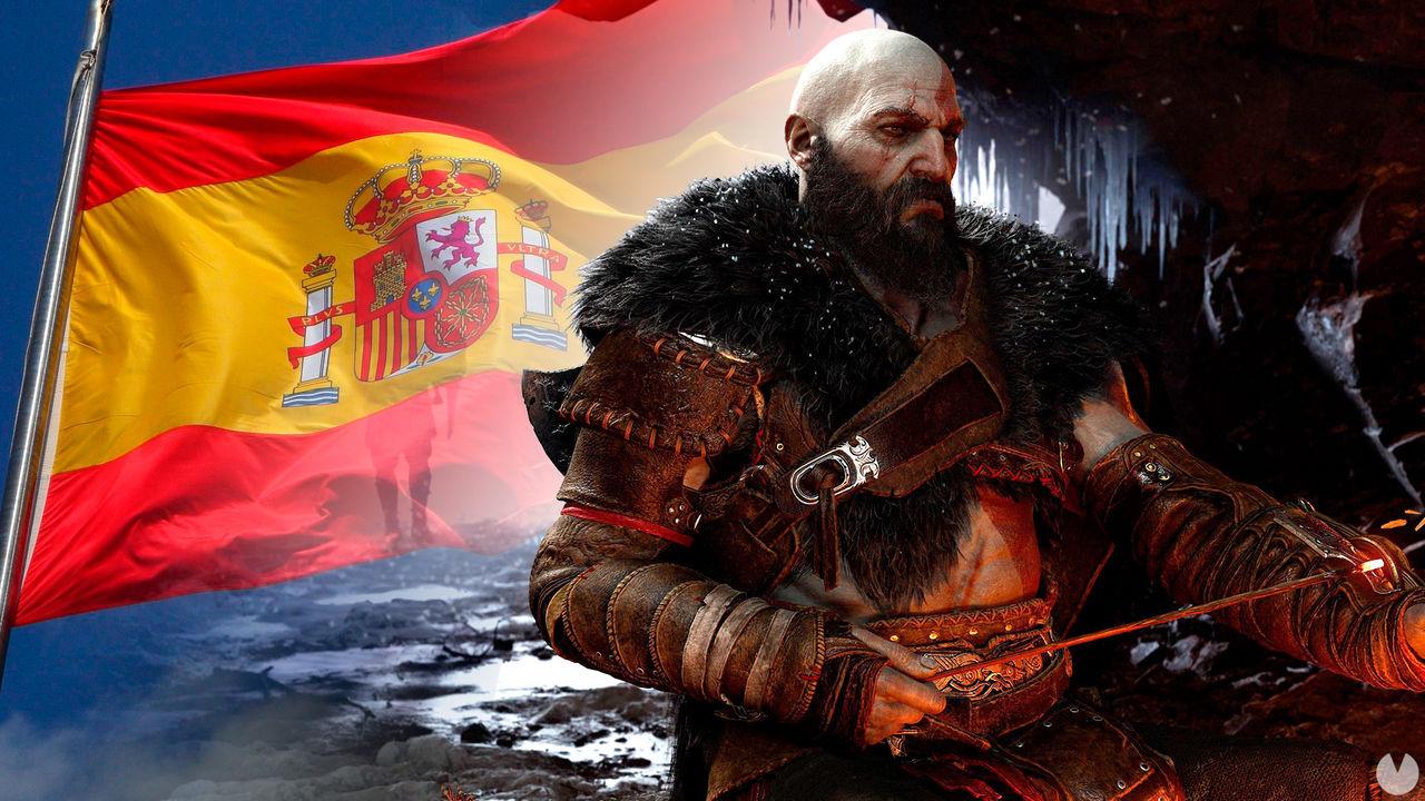 God of War Ragnarok presenta su primer tráiler en español: Así es el doblaje en castellano