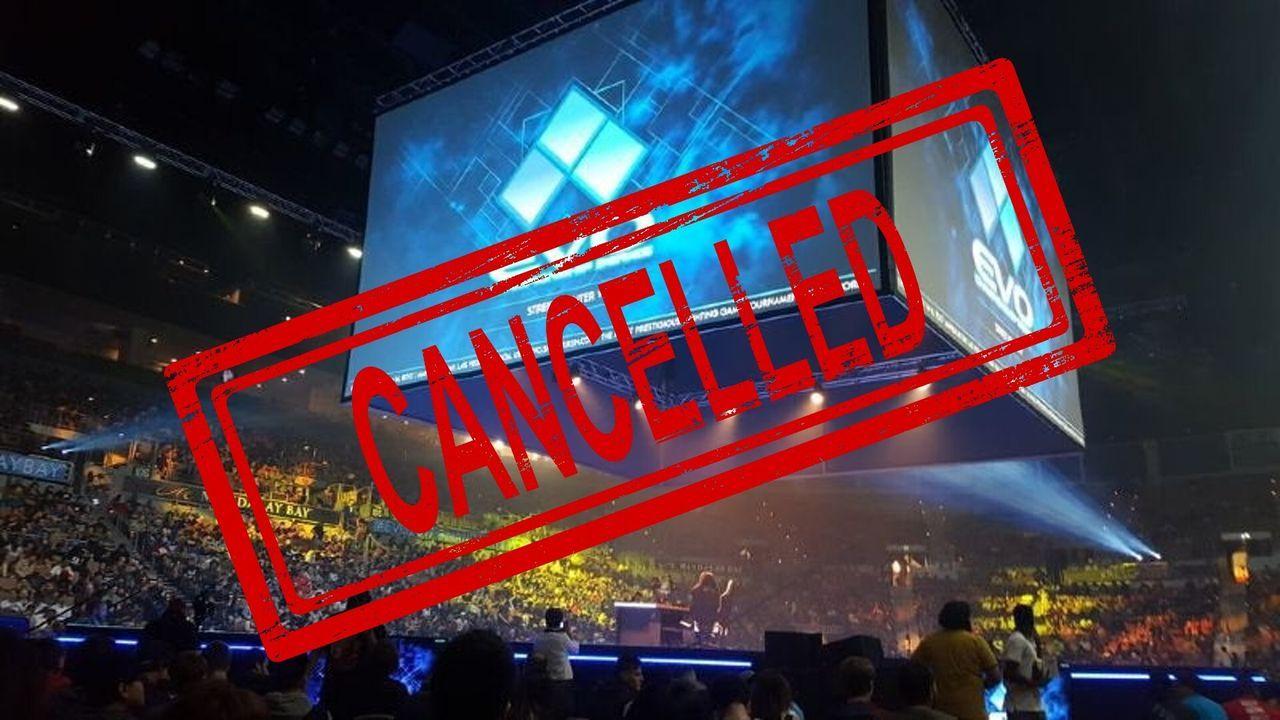 EVO 2021 cancela su torneo presencial de noviembre debido al COVID-19