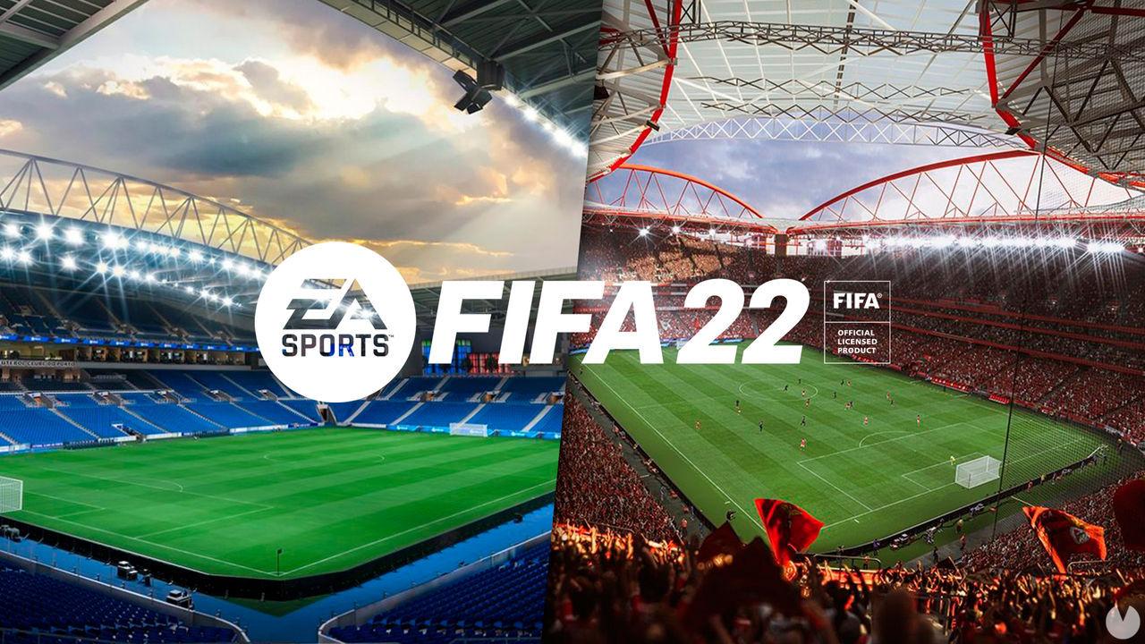 FIFA 22 confirma todos sus estadios de LaLiga Santander y otras competiciones