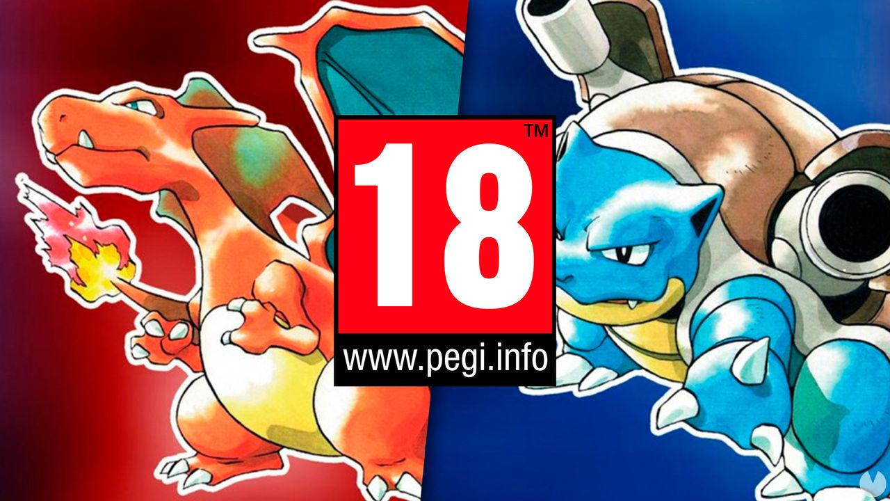 La política de PEGI sobre apuestas clasificaría remakes de Pokémon como juegos para adultos