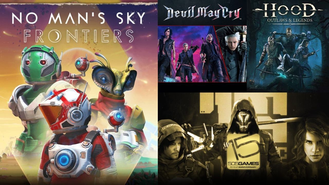 Ofertas del fin de semana en Steam: Death Stranding, Ghostrunner, Devil May Cry 5...