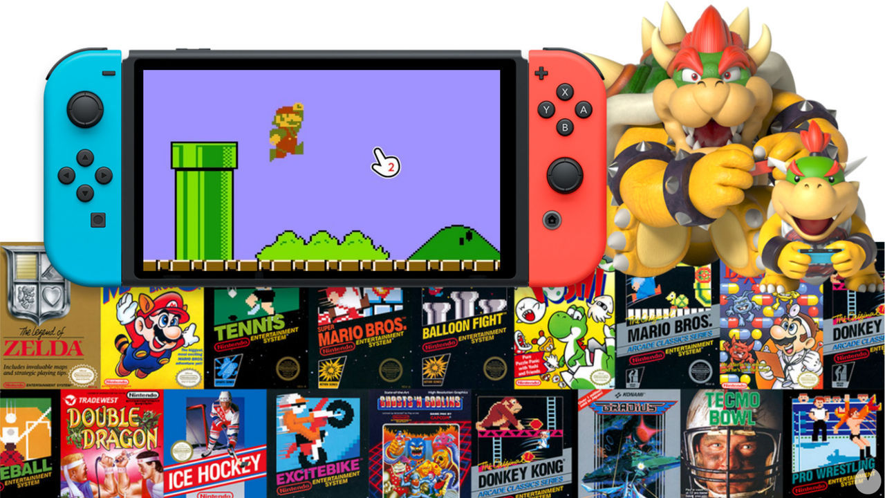 Nintendo Switch Online: Llegarán juegos de Game Boy y 'otras plataformas'