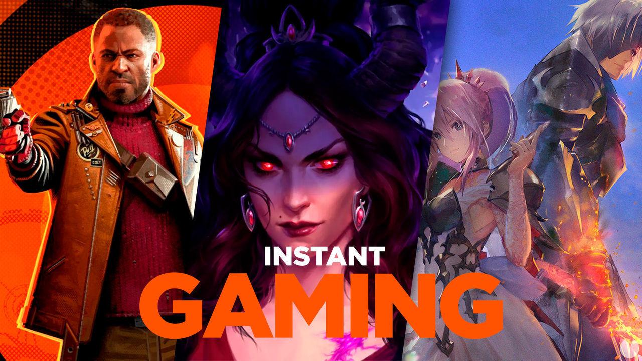 Las mejores ofertas de Instant Gaming de juegos para PC este fin de semana