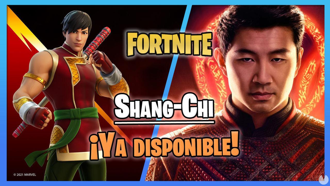 Fortnite: Skin de Shang-Chi de Marvel ya disponible - Precios y detalles