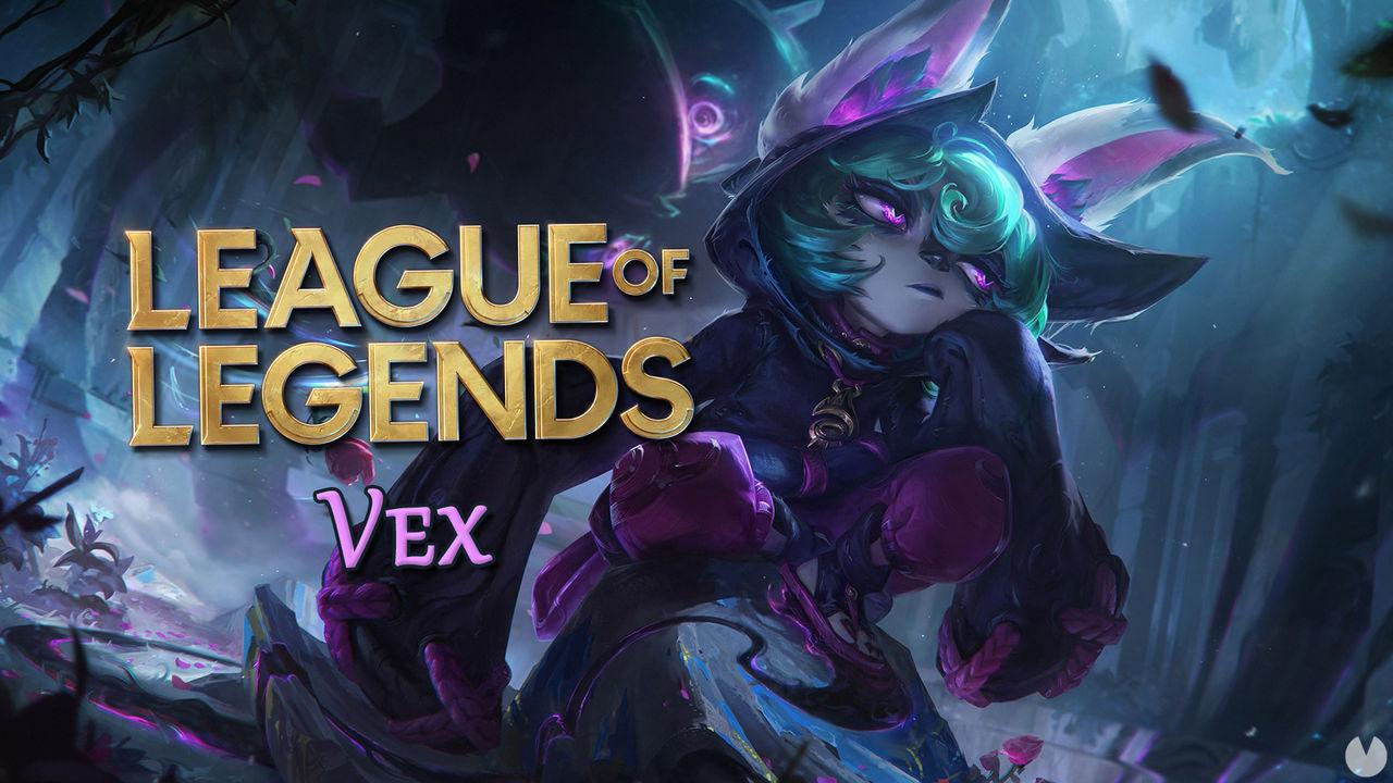League of Legends: Tráiler de Vex, primer vistazo a la campeona y sus habilidades