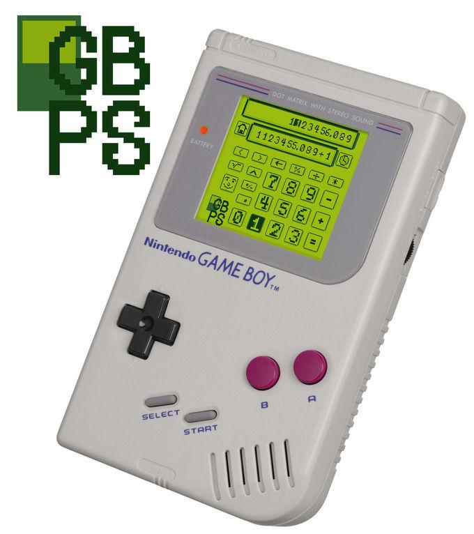 Imagen promocional de Game Boy Productivity Suite