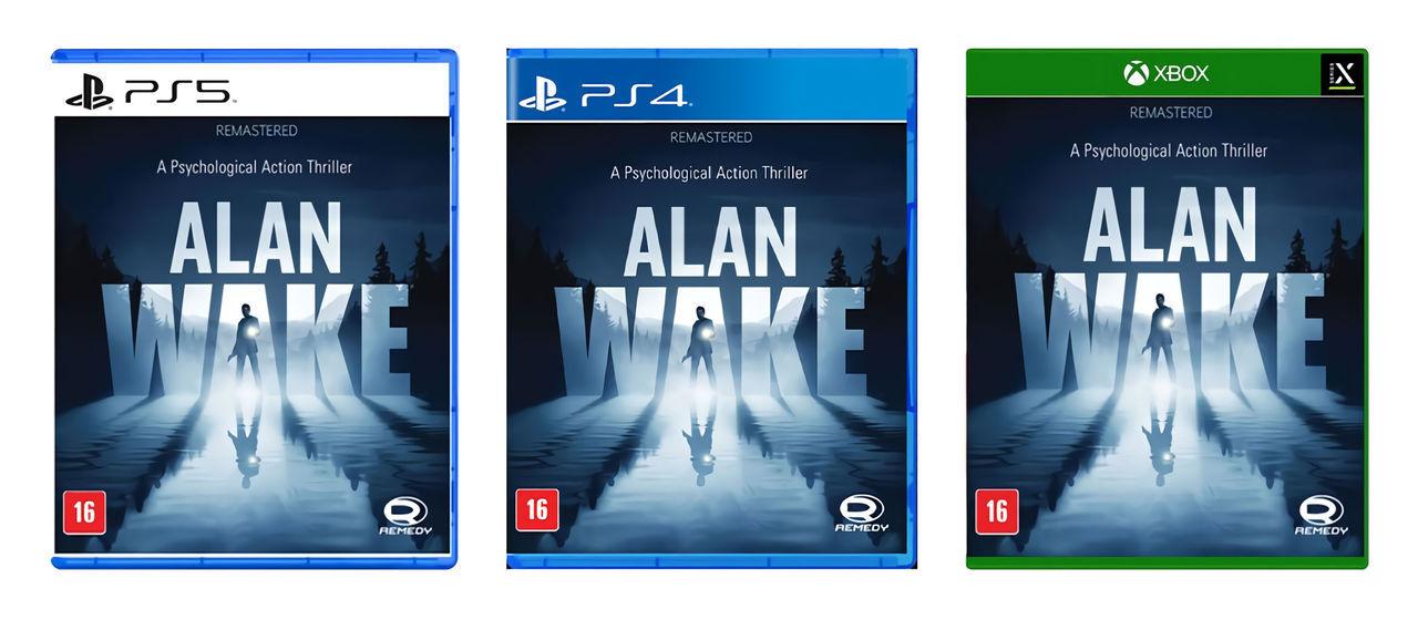Alan Wake Remastered podría anunciarse la semana que viene