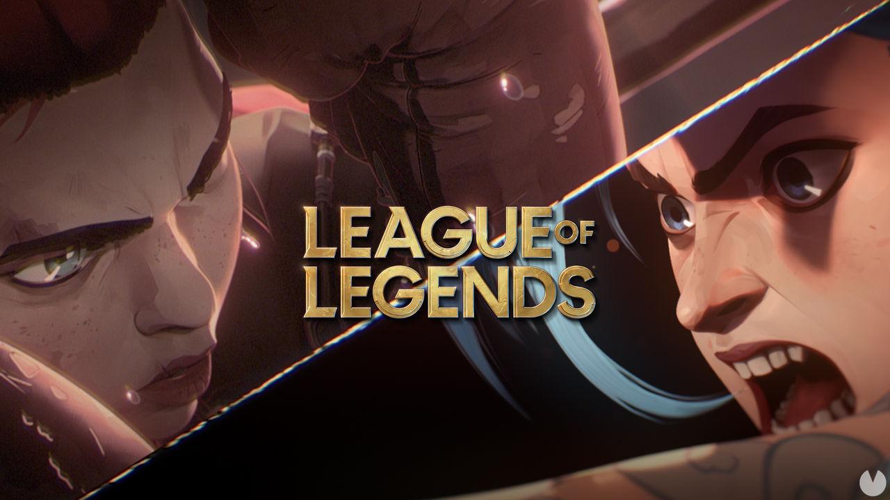 League of Legends: Arcane, la serie de Netflix, ya tiene nuevo tráiler
