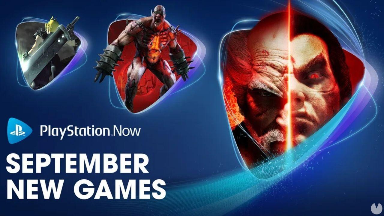 Final Fantasy VII, Tekken 7 o Killing Floor 2 llegan a PlayStation Now en septiembre