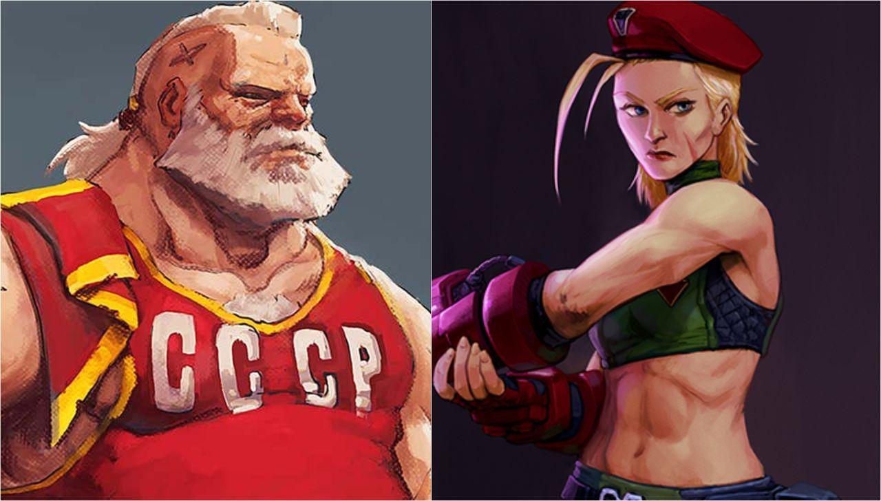 Street Fighter: Este es el aspecto de sus protagonistas con su edad real