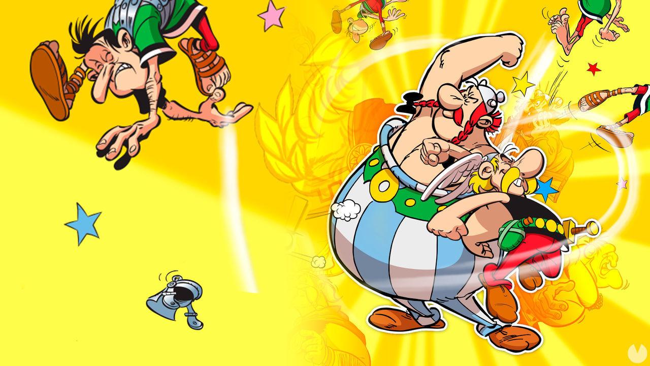 Asterix & Obelix tendrá tres nuevos juegos en los próximos cinco años