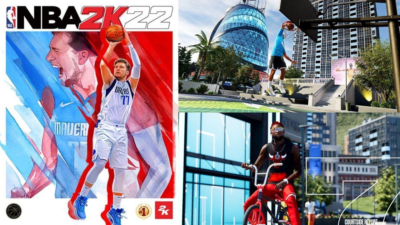 NBA 2K22 muestra todas las posibilidades de la nueva Ciudad y Mi Carrera