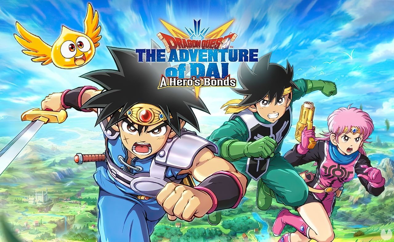 Dragon Quest: The Adventure of Dai - A Hero's Bonds se lanza el 28 de septiembre