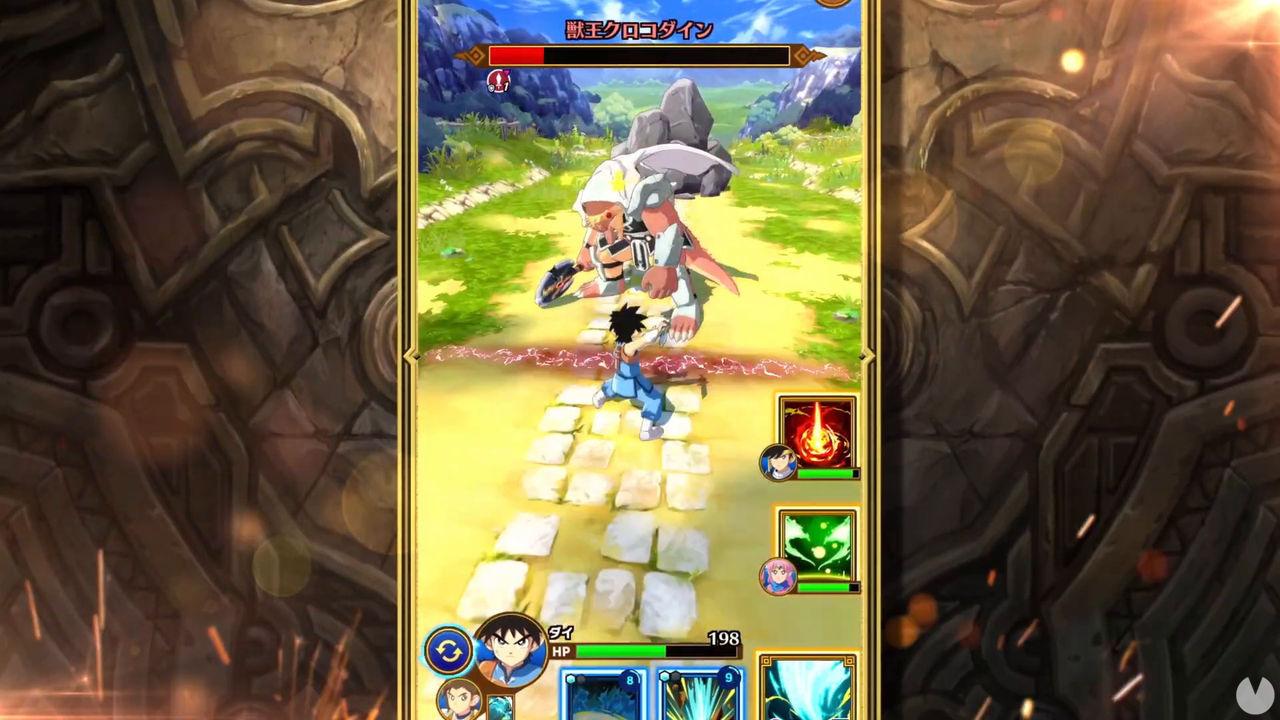Dragon Quest: The Adventure of Dai – A Hero's Bonds en móviles el 28 de septiembre