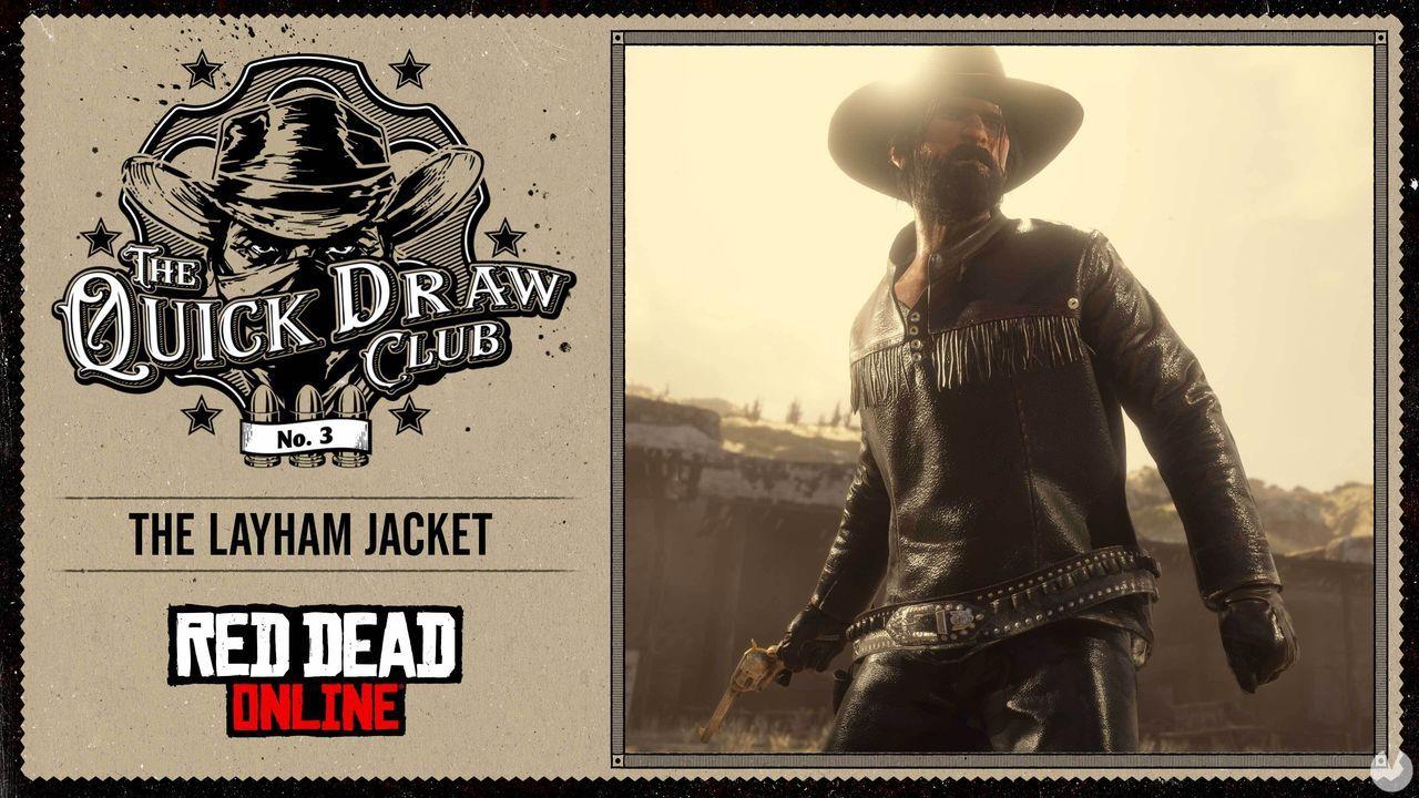 Nuevas recompensas Red Dead Online de Red Dead Redempion 2
