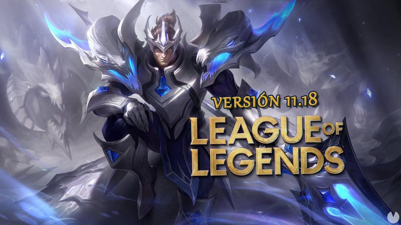 League of Legends v11.18: Cambios en el meta para los Worlds 2021 y novedades