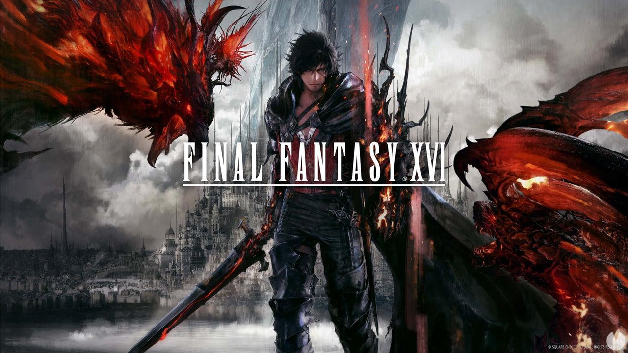 El guion de Final Fantasy XVI ya está terminado
