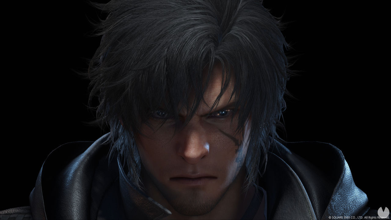 Imagen oficial de Final Fantasy XVI