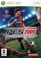 Pro Evolution Soccer 2009 para Xbox 360