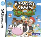 Harvest Moon: Island of Happiness para Nintendo DS