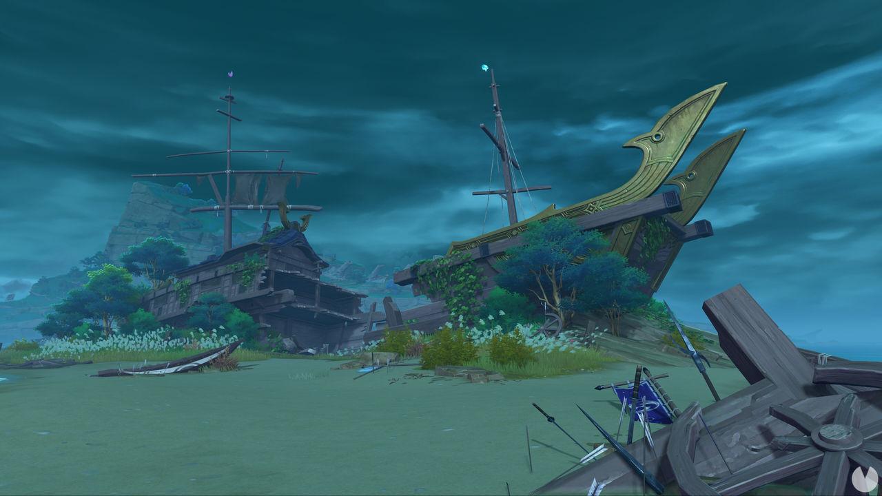 La versión 2.0 de Genshin Impact llega el 21 de julio con  cross-save y la ciudad Inazuma