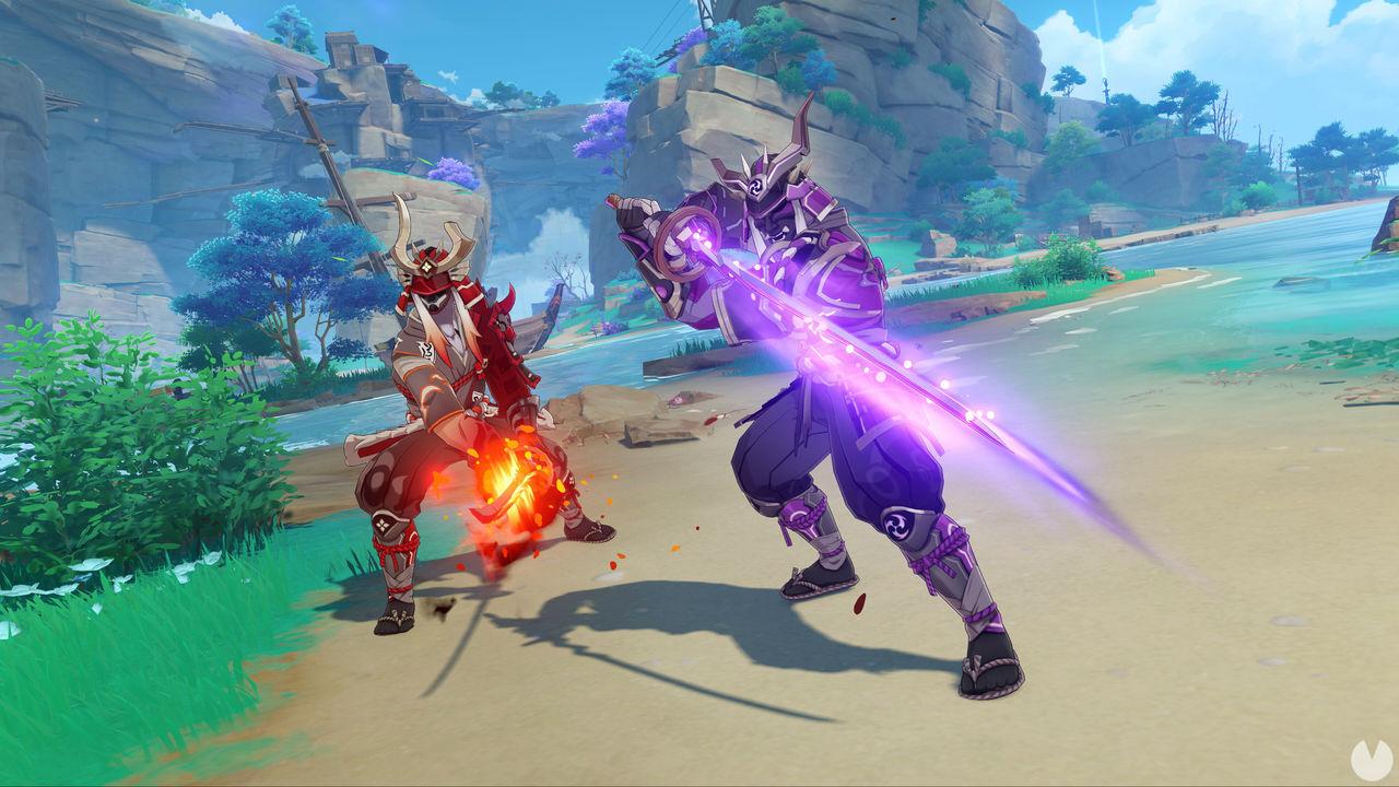 Genshin Impact version 2.0 nuevos enemigos