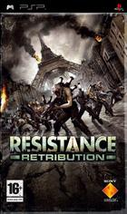 Resistance Retribution para PSP