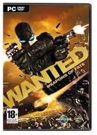 Car�tula oficial de de Wanted: Weapons of Fate para PC