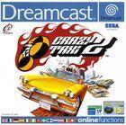 Carátula Crazy Taxi 2 para Dreamcast