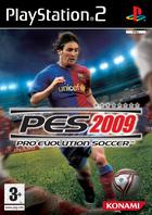 Pro Evolution Soccer 2009 para PlayStation 2