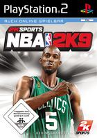 NBA 2K9 para PlayStation 2