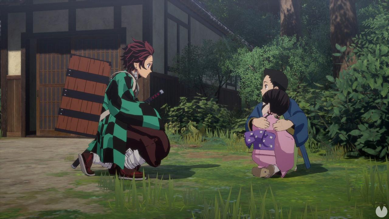 Guardianes de la Noche: Las Crónicas de Hinokami nuevas imágenes y tráiler