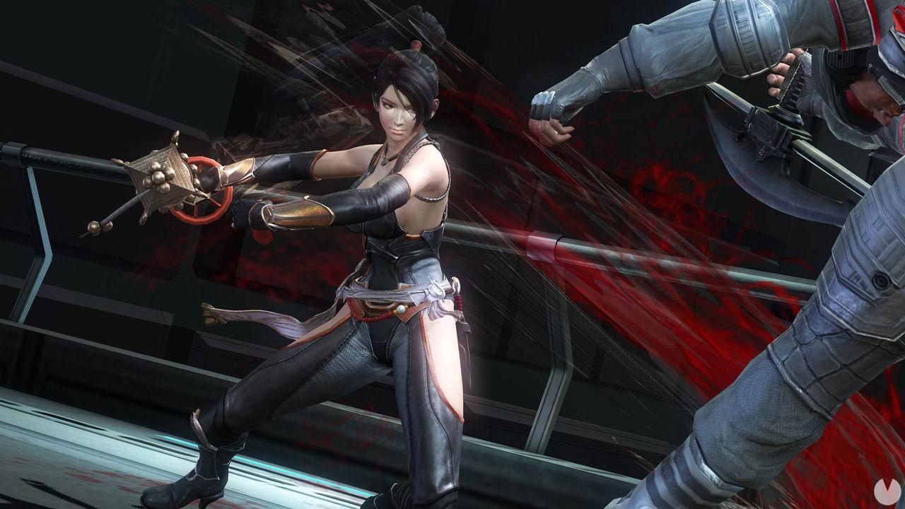 Ninja Gaiden: Master Collection actualizado en PC