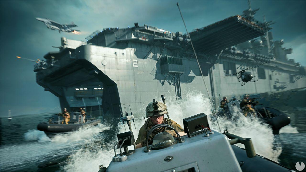 Battlefield 2042 nos detalla a sus especialistas en un nuevo tráiler