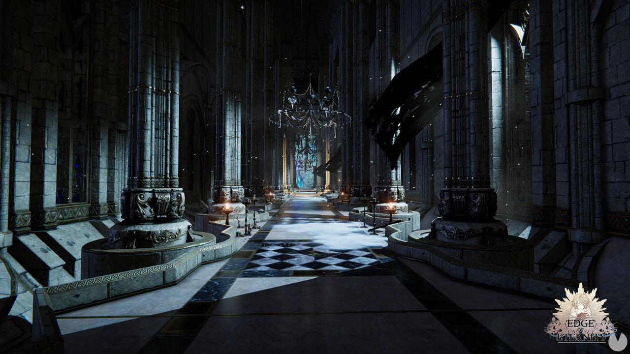 El JRPG francés Edge of Eternity se muestra en un vídeo de 8 minutos